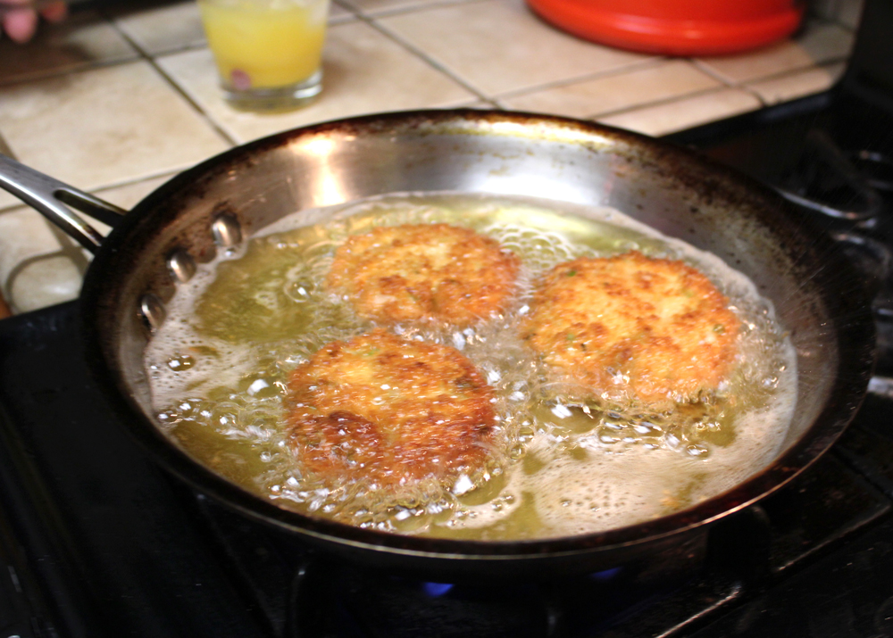 Shrimp Cakes | Our Life in Meals