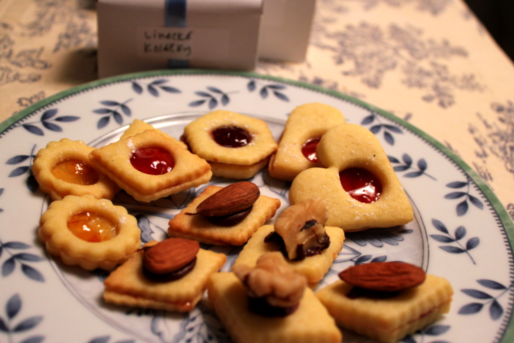 Czech Linz Cookies1